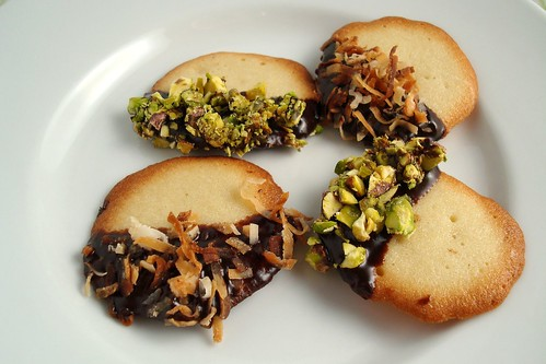 Daring Bakers: Milan Cookies