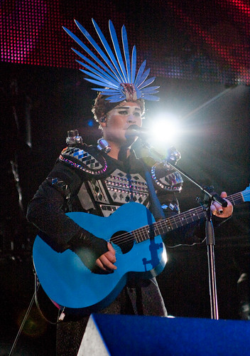 Empire of the Sun - Vive Latino 2010