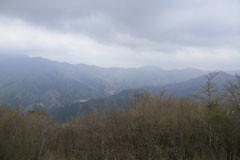 菜畑山からの眺望