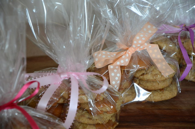 Cookies and Ribbon