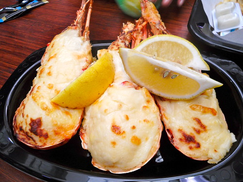 Sydney Fish Market Lobster Mornay