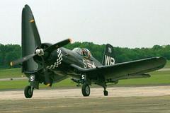 Air Show: F4U Corsair