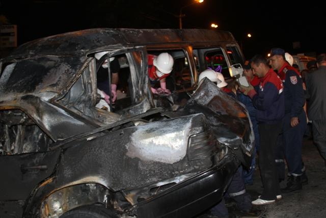 Armenian Car Accident