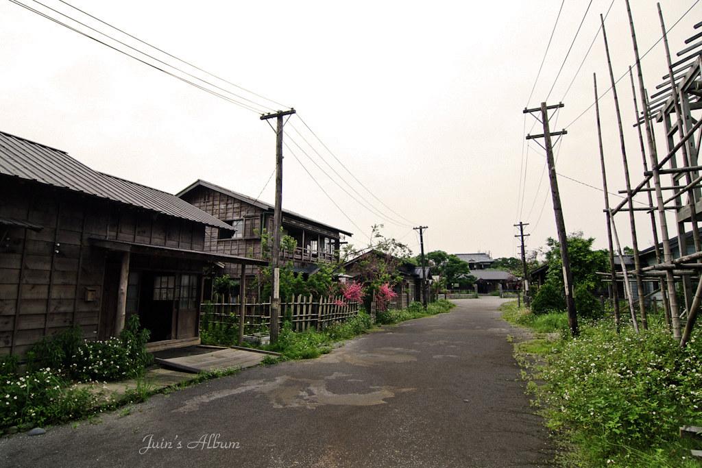 日據時代霧社舊街道
