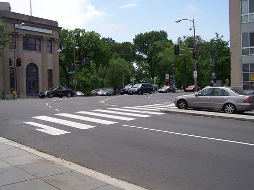 Georgia Avenue-Missouri Avenue intersection