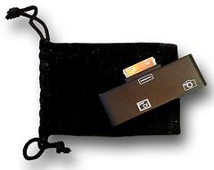 CF-Card-Reader für das iPad, iPhone und iPad2