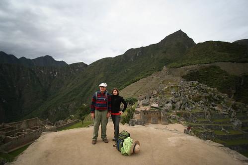 Machu Picchu Thames