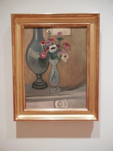 Vase of Anemones, 1918, Henri Matisse, SFMOMA _ 3125