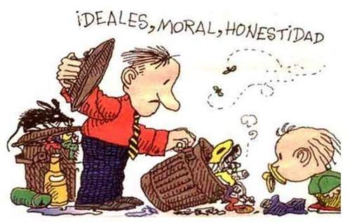 Ideais morais, honestidade