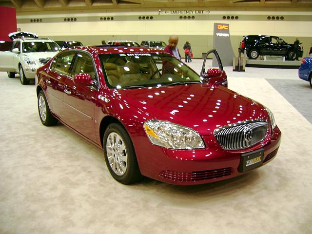 buick lucerne 2009 carshow baltimoremd baltimoreconventioncenter motortrendinternationalautoshow