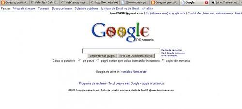 Google pentru cocalari