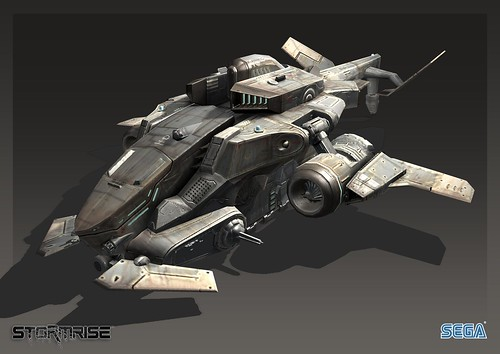 Echelon Transport Ship