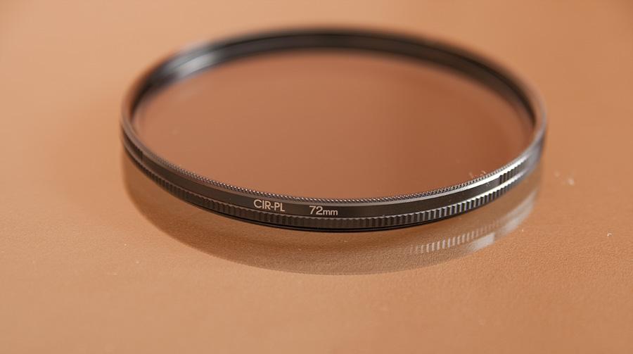 Hoya Circular Polarizer HD Filter 72mm