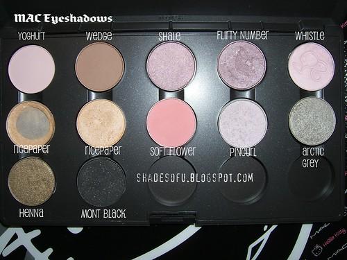 Image Result For Mac Eyeshadow Palette
