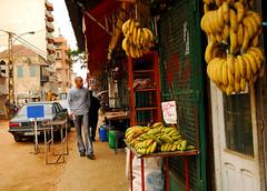 Storefront, Beirut (craigfinlay) Tags: street lebanon fruits vegetables december market produce beirut 2008 selling vendors
