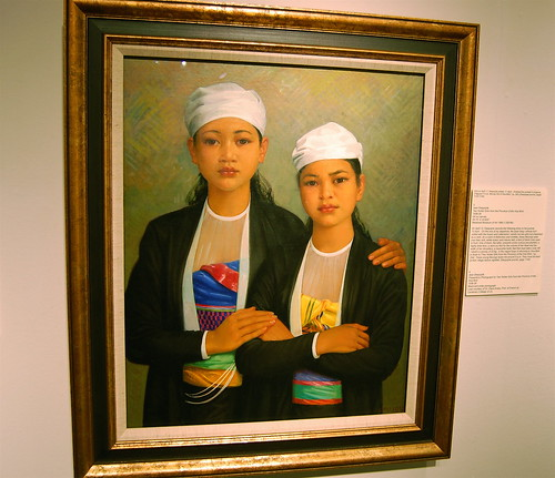 Thai women, Jean Despujols, Meadows Museum of Art, Shreveport by trudeau