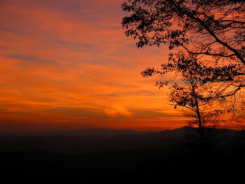 Sparta Sunset