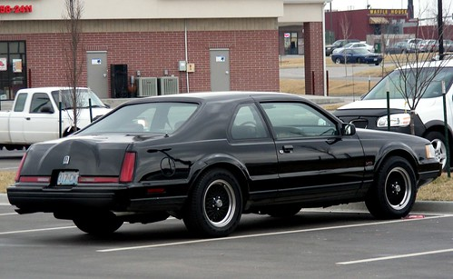 Jerome Soliz 1989 Lincoln Mark Vii Lsc