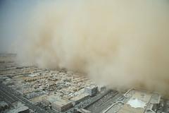 Massive sand storm hits Riyadh, Saudi Arabia (3) (BoydJones) Tags: storm sand massive sandstorm saudi riyadh saudiarabia epic immense bluemoon ksa