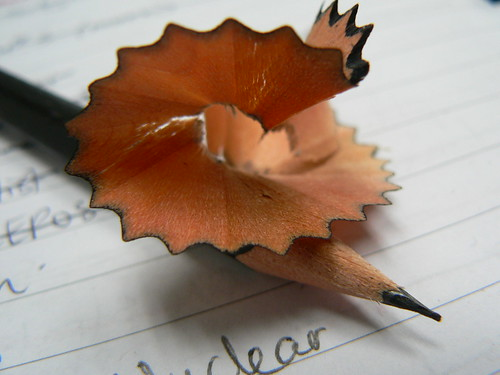 2009 Challenge - Day 72: Pencil
