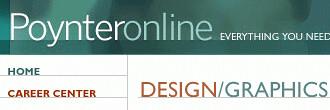 Poynter Online — Design  Graphics