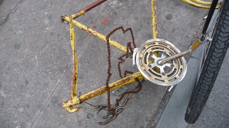 73/292 2009 Poor bike
