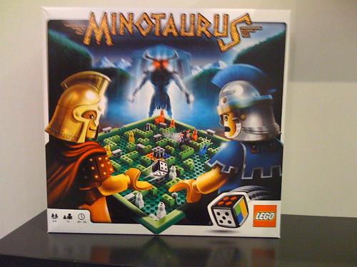 Minotarus Lego game