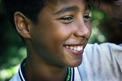 Happiness... (carf) Tags: boy brazil sports boys smile brasil kids children happy hope football kid community education support child risk soccer esperana social altruism change educational hummingbirds development prevention bigsmile sponsorship atrisk changemakers iloveyoursmile mundouno everyoneachangemaker beijaflorfc