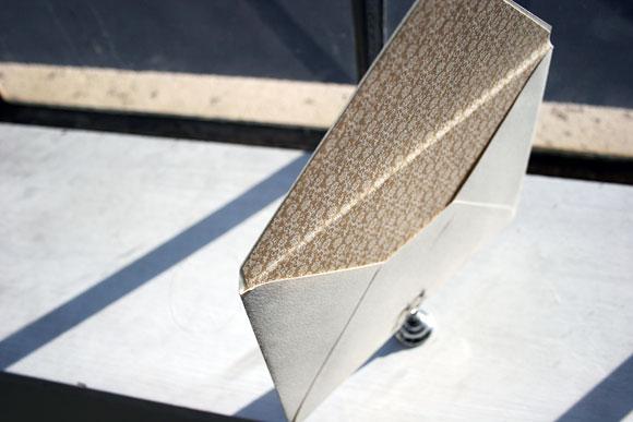 Vettore custom envelope liner - Smock