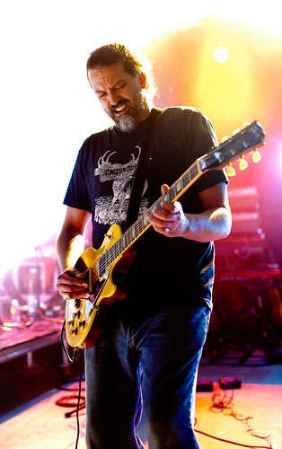Curt Kirkwood ; the meat puppets