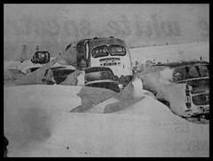 Deerplay Moor Blizzard, 1963. (Lawrence Peregrine-Trousers) Tags: winter snow ice big freezing drop lancashire freeze temperature blizzard pennine 1962 drifts 1963 blizzards ffffffffff