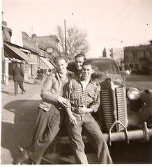 1947 hank 1938 buick newark NJ (Clemco/GTI) Tags: buick 1938 nj chevy newark olds