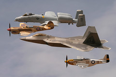 Heritage Flight (Joe_Copalman) Tags: thunderinthedesert explore196 march22nd2009 exploredcrap