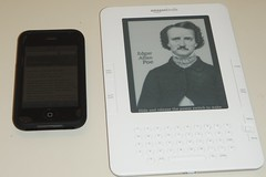 iPhone & Kindle