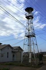 今福の火の見櫓(川越市)