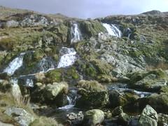 Afon Goch Waterfall: Llwytmor