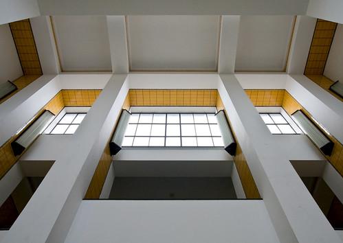 Gemeentemuseum Den Haag by Haags Uitburo