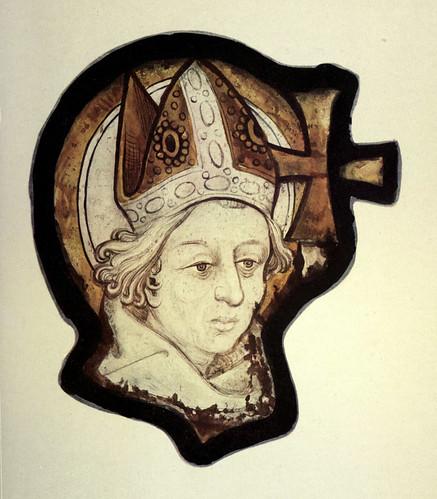 026- Detalle-cabeza de un arzobispo- Canterbury siglo XV