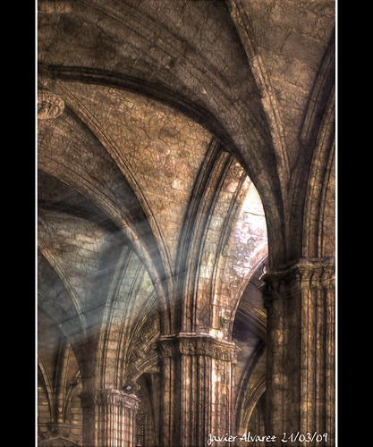 Claustro - Catedral de Barcelona.2