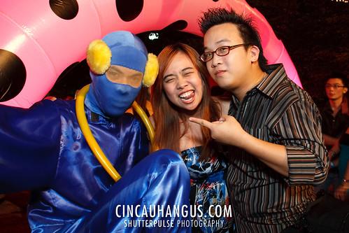 Blue dude & HsuDah