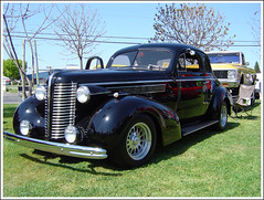 1938 Buick (Bob the Real Deal) Tags: ca old classic 1936 buick antique sony 1938 1940 fresno 40 37 custom 36 39 1939 38 1937 sonydscp72