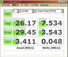 EeePC901X 純正4GB SSD