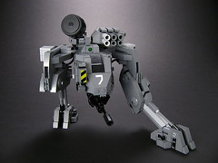 Ignition3 (mondayn00dle) Tags: dawn highway lego military hour forge zero 44 mecha mech