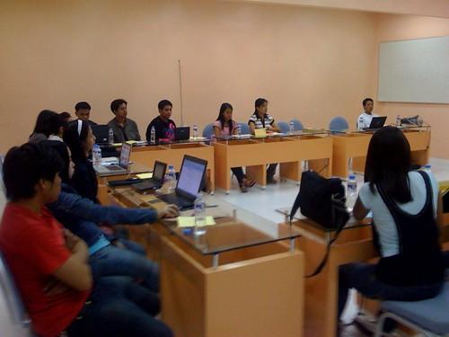 Organization development workshop