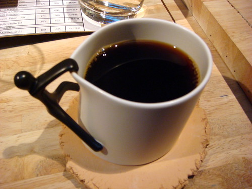 akuma caca - 盧安達黑咖啡