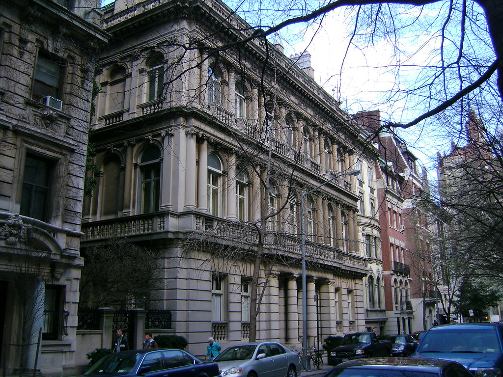 Joseph Pulitzer Mansion - 7-11 East 73rd Street
