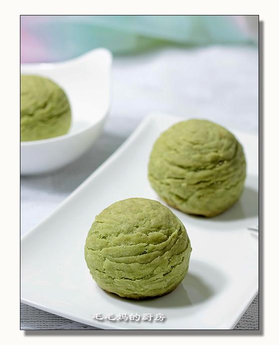 3428985555 24d4b67e10 o 素油  豆沙绿茶酥