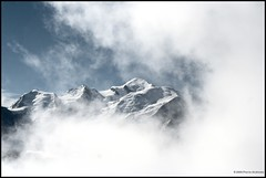 I believe in Heaven! (mortimer?) Tags: mountain alps clouds landscape climb hiking altitude hike mountaineering montblanc treck sixt passy fercheval drochoir p1f1 tourdefiz08 rochersdefix passagedudrochoir tourdefiz