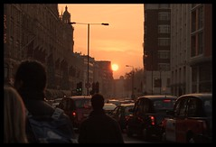 sunset. (jh.tt) Tags: inglaterra sunset pordosol england london harrods londres entardecer