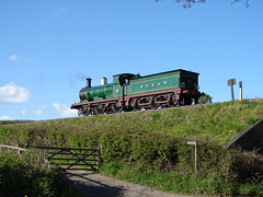 C Class at Keysford Lane (rcarpe2) Tags: train steam bluebell 592 keysford